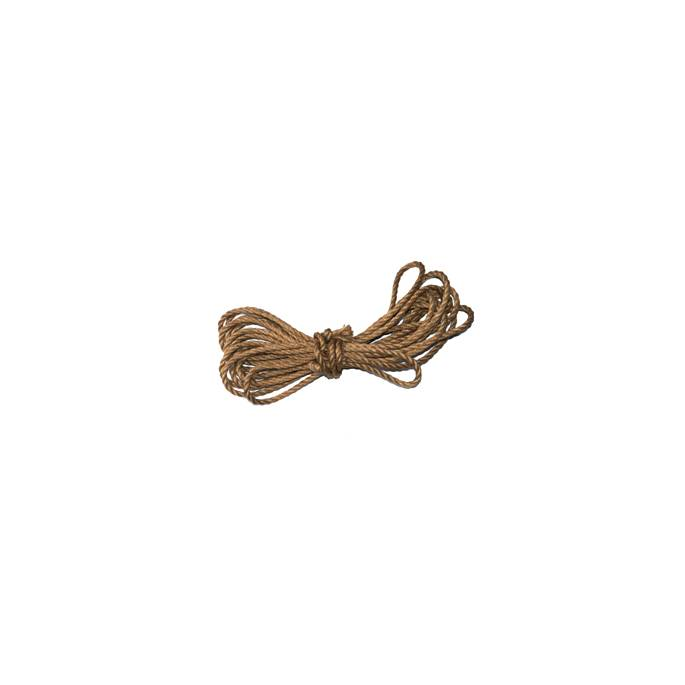 CORDE JUTE NATUREL 6MM x 8M