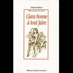 CLARA BONNE A TOUT FAIRE
