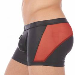 BOXER HOMME RECKLESS ROUGE
