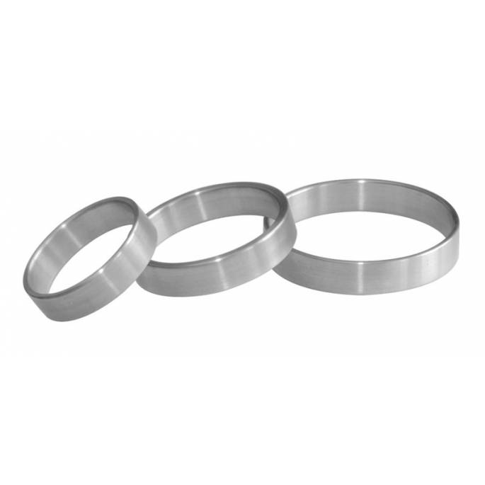 SET COCKRINGS ALUMINIUM