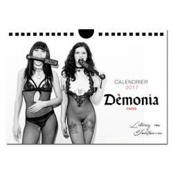 CALENDRIER DEMONIA 2017