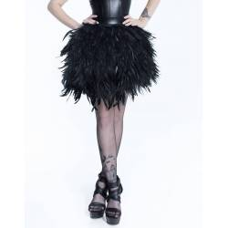 JUPE BLACK SWAN