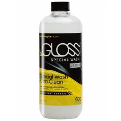 SPECIAL WASH - LAVAGE WETLOOK - BOUTEILLE (500ml)