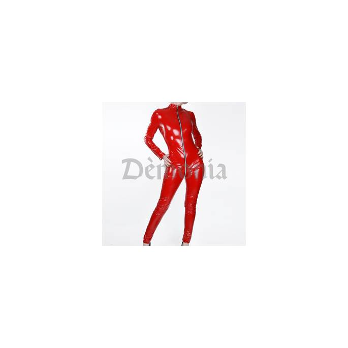 CATWOMAN VINYLE ROUGE